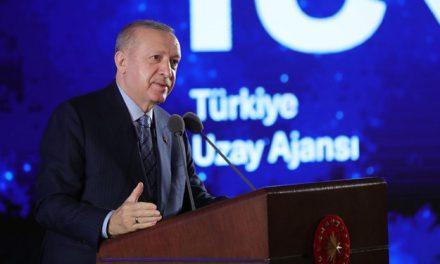 Cumhurbaşkanı Erdoğan:2023 yılında Ay'a gideceğiz (Türkiye'nin uzay programı açıklandı)