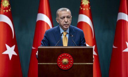 Cumhurbaşkanı Erdoğan: Mart'ta kademeli normalleşme başlıyor (Kabine Toplantısı sona erdi)