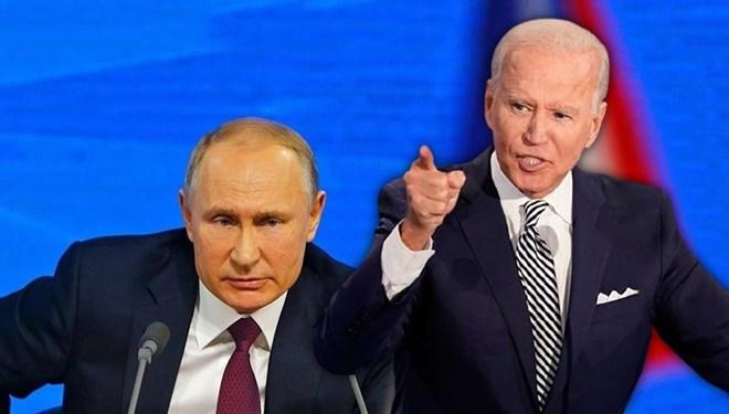 ABD Başkanı Biden'den Putin'e ret