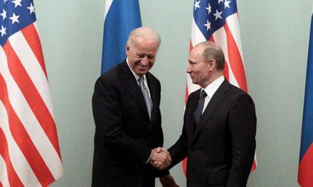 Putin'den Biden'a: Görüşmeye hazırım