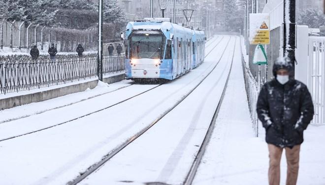 AKOM'dan Sibirya soğuğu ve kar yağışı uyarısı