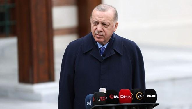 Cumhurbaşkanı Erdoğan'dan 'aşılama ne zaman bitecek' sorusuna yanıt Cumhurbaşkanı Erdoğan, aşıla
