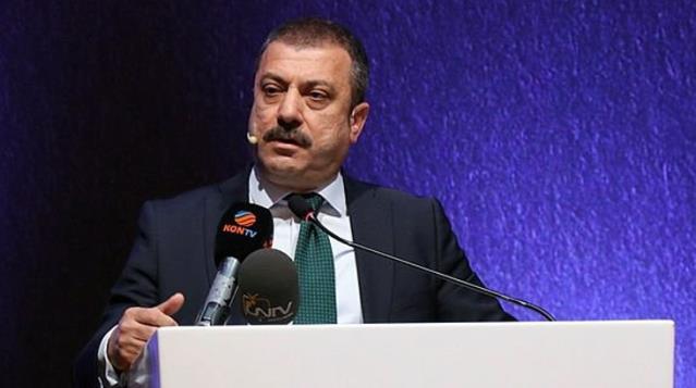 Merkez Bankası'nın yeni Başkanı Şahap Kavcıoğlu bankacılarla buluşmasında enflasyonla mücadele mesajı verdi