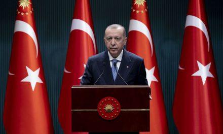 Cumhurbaşkanı Erdoğan: Kısmi kapanmaya gidiyoruz (Kabine Toplantısı bitti)