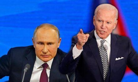 ABD Başkanı Biden'dan, Putin'e Ukrayna çağrısı