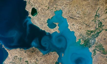 NASA'nın yarışmasını Van Gölü kazandı