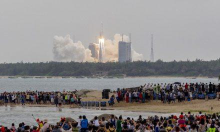 Çin'in uzaya gönderdiği roket kontrolden çıktı: Her yere düşebilir