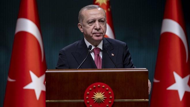 Kabine toplantısı sona erdi   Cumhurbaşkanı Erdoğan açıkladı: Sokak kısıtlamasında gün ve saatler değişti