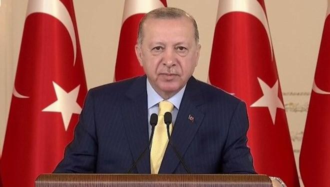 Cumhurbaşkanı: Haziran ayında yoğun bir aşılama kampanyası yürüterek, normalleşmeyi  hedefliyoruz