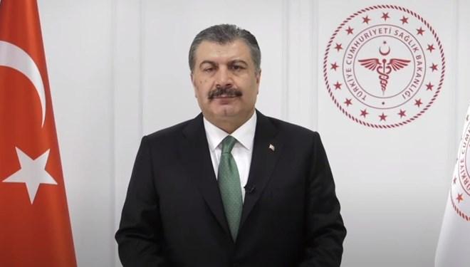 Fahrettin Koca açıkladı: 50 yaş üstüne aşılama 1 Haziran'da başlayacak